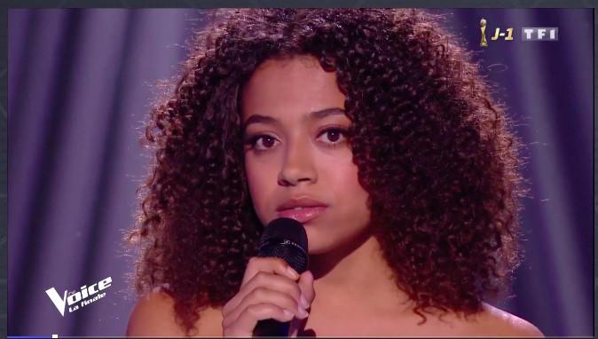 Whitney remporte The Voice saison 8