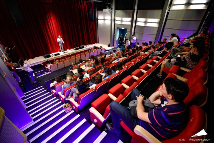 Fête de la musique : un auditorium flambant neuf au CRR de Saint-Denis