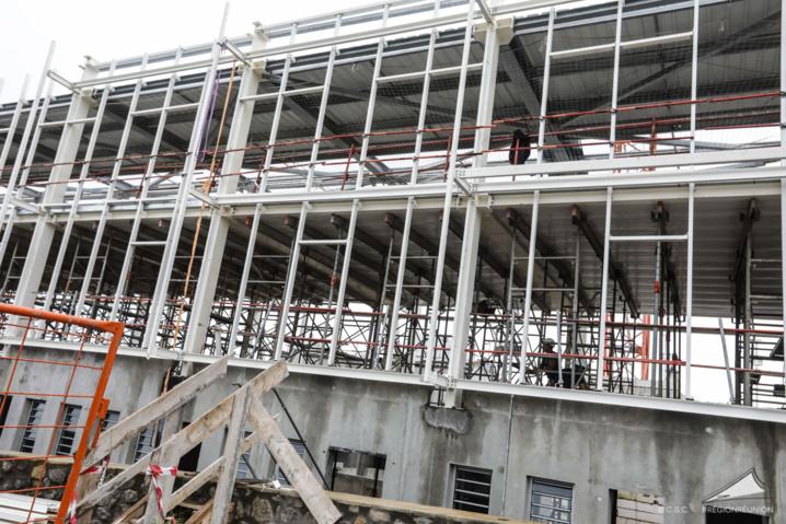 Extension de l'Institut Universitaire de Technologie et relocalisation de l'École Supérieure d'Ingénieurs Réunion Océan Indien