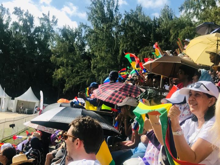 JIOI : retour en images sur la journée de mercredi 24 juillet