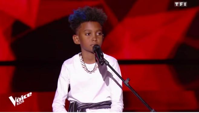▶️ The Voice Kids: Le petit Réunionnais Soan a ému le jury avec son Maloya