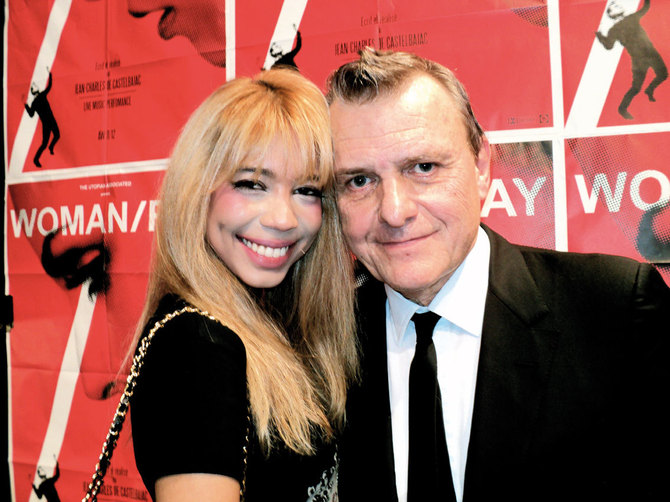 Fashion Week, Vanessa Modely à Paris