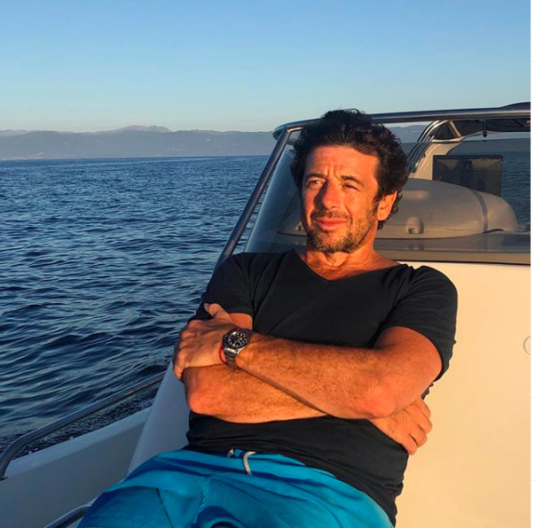 Photo: Instagram Patrick Bruel