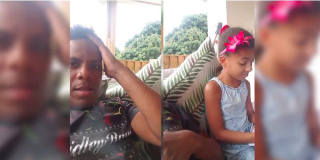 ▶️ Titi le Comik piégé par sa fille Kenza
