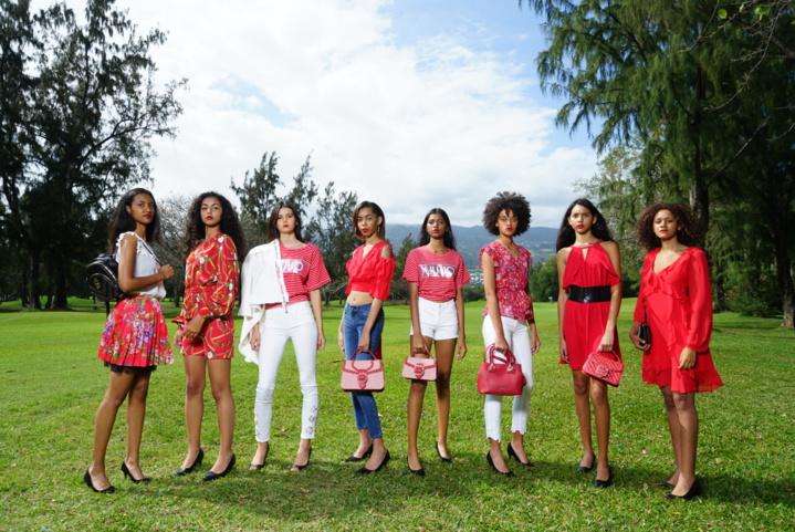 Camille, Luane, Lola, Gwenaëlle, Saadjidad, Odile, Gwenaelle et Sandjana