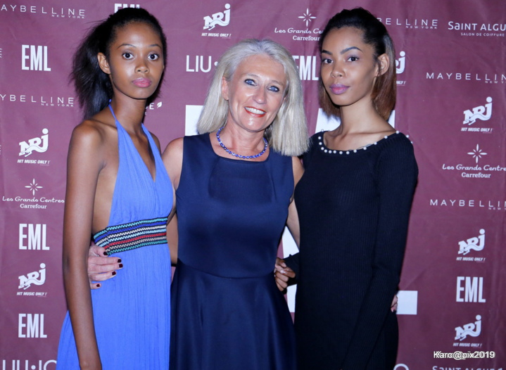 Gwenaëlle remporte la finale Elite Model Look Reunion Island 2019