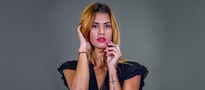 Gwenaël Grondin : une maman très sexy