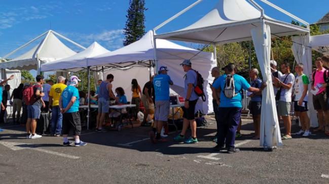 Grand Raid 2019 : des dossards avant la folle course de La Réunion