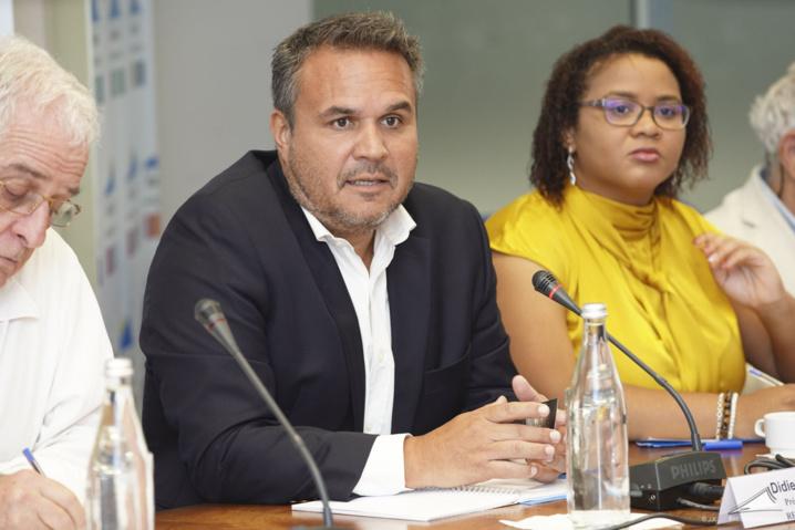 Rencontre entre le CCC et le Président de Région