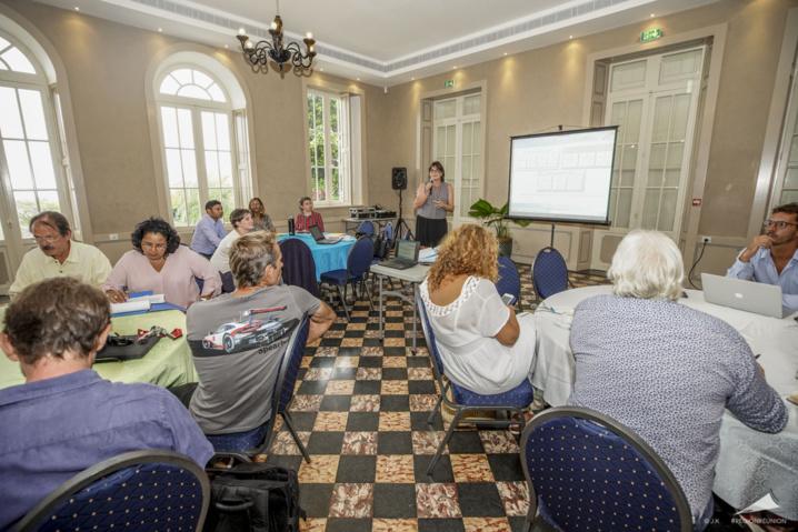 La Région Réunion pilote du SRDEII : Comité de filière de l'Economie Bleue