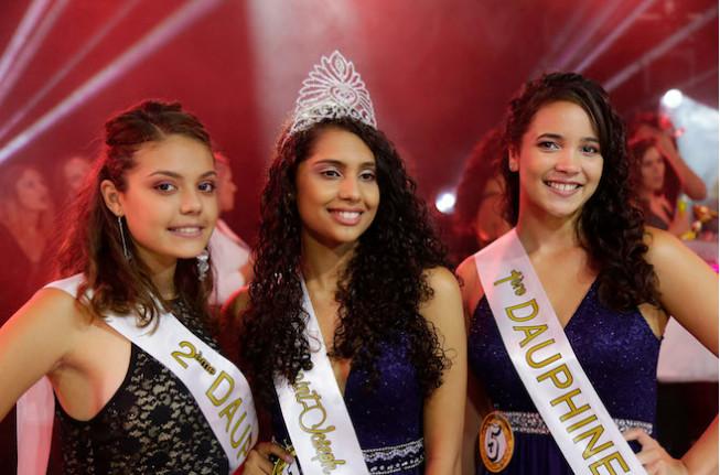 Mélodie Aupin élue Miss Saint-Joseph 2019