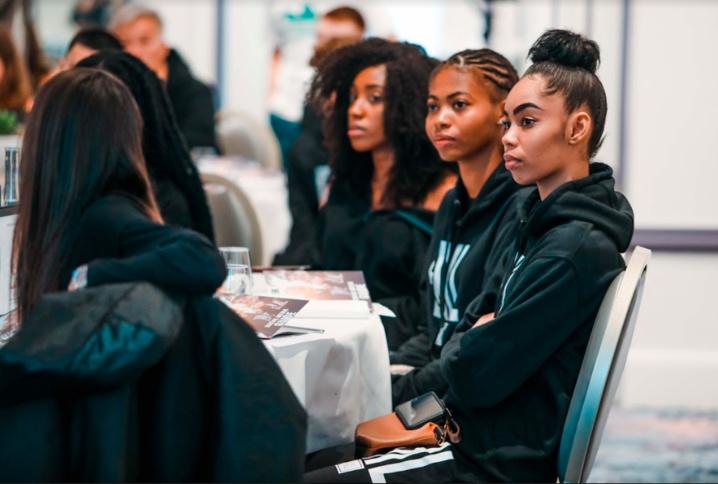 Finale Elite Model Look à Paris: Gwenaëlle est au bootcamp