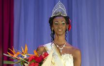 Brenda, Miss Travesti Réunion 2012