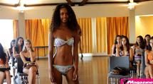 dernier casting Elite Model Look Réunion 2012