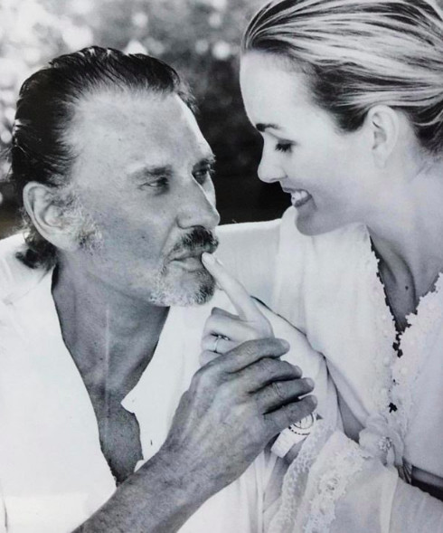 Photo: Instagram Laeticia Hallyday