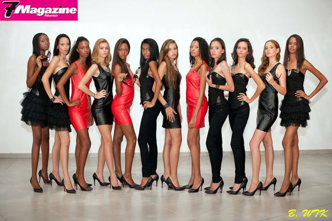 Elite Model Look Réunion 2012