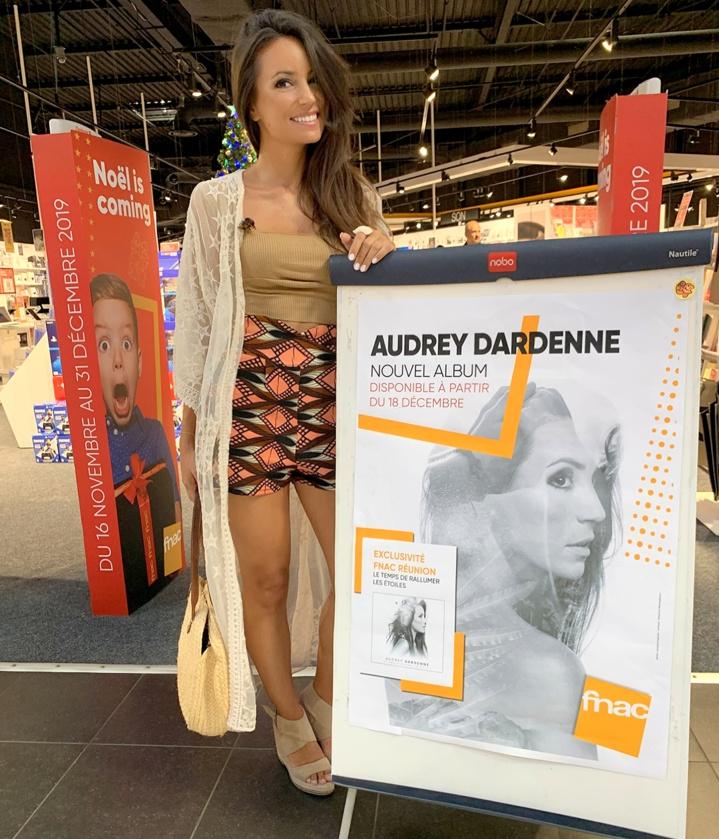 Audrey Dardenne : la pas ler po alé