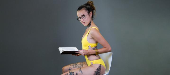Tiphaine Boyer, Miss Ink Girl Réunion a une sacrée personnalité
