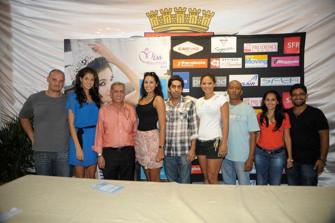 Castings Miss Réunion à Saint Pierre le samedi 12 mai 2012