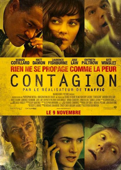 Coronavirus : le film catastrophe Contagion plus que jamais d'actualité