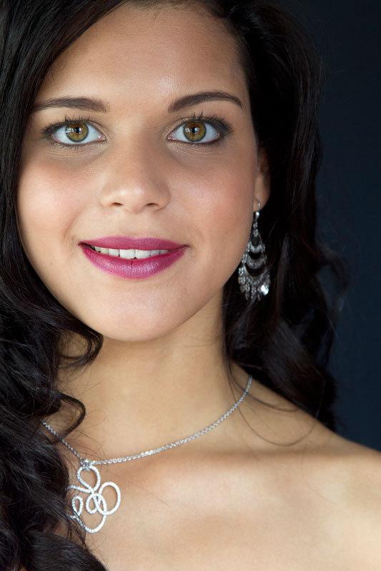 Backstage de Miss Réunion