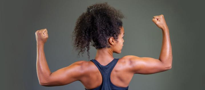 Jennifer Poujois, le sport, son équilibre