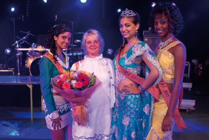 Miss Bras Panon 2012, Johanna Leste élue