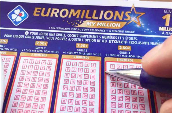 Confiné, il gagne 17 millions à l'Euromillions