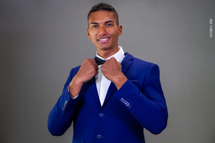 Emmanuel Desjardins, un Mister Universel Réunion très timide mais qui se soigne !