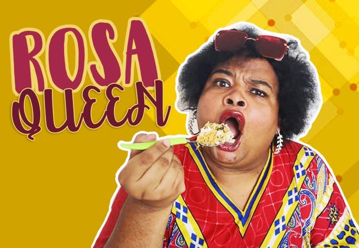 Rosa Queen, la nouvelle star du confinement réunionnais