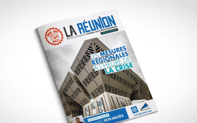 Journal de la Région Réunion - N° Spécial - avril 2020
