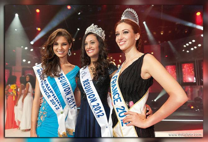 Exclusif, Miss Réunion 2012 les premières photos...