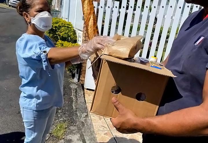 La Région Réunion aux côtés des associations et des banques alimentaires