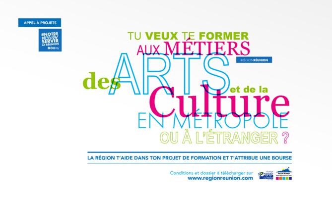 Art et Culture : Appel à candidature aide individuelle de formation