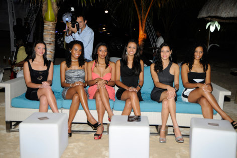 Les Miss au C Beach, Ambiance clubbing