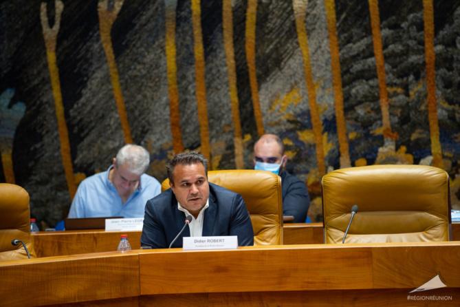 Didier Robert se félicite de l'engagement de l'Etat, des pouvoirs publics et des acteurs économiques et sociaux dans l'après-confinement