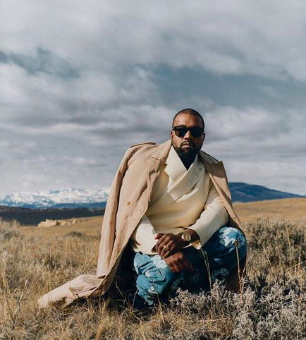 Capture Instagram Kanye West