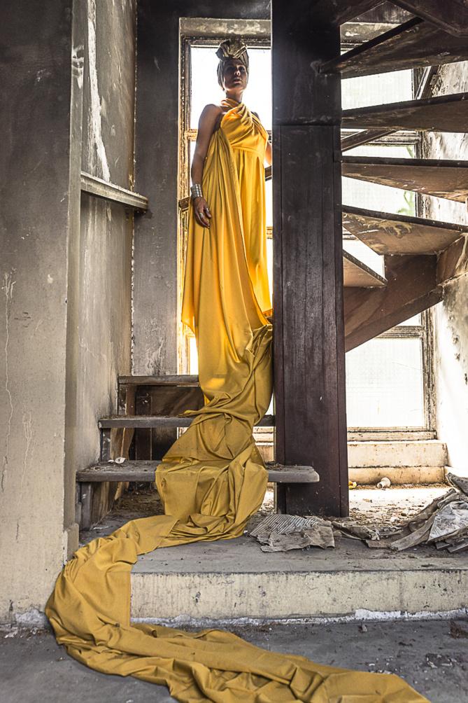 Regard d'Osman Badat, photographe de Patrimoine.