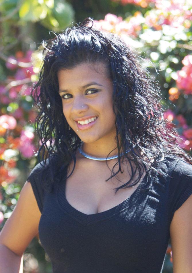 Coralie TAYLLAMIN, 17 ans