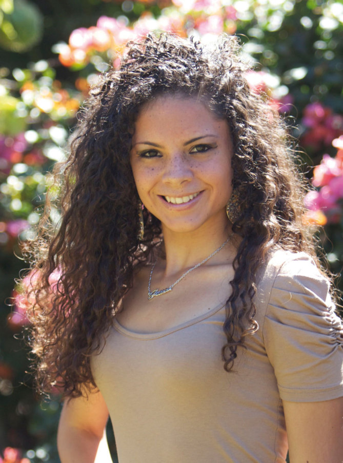Charlotte HOARAU, 18 ans