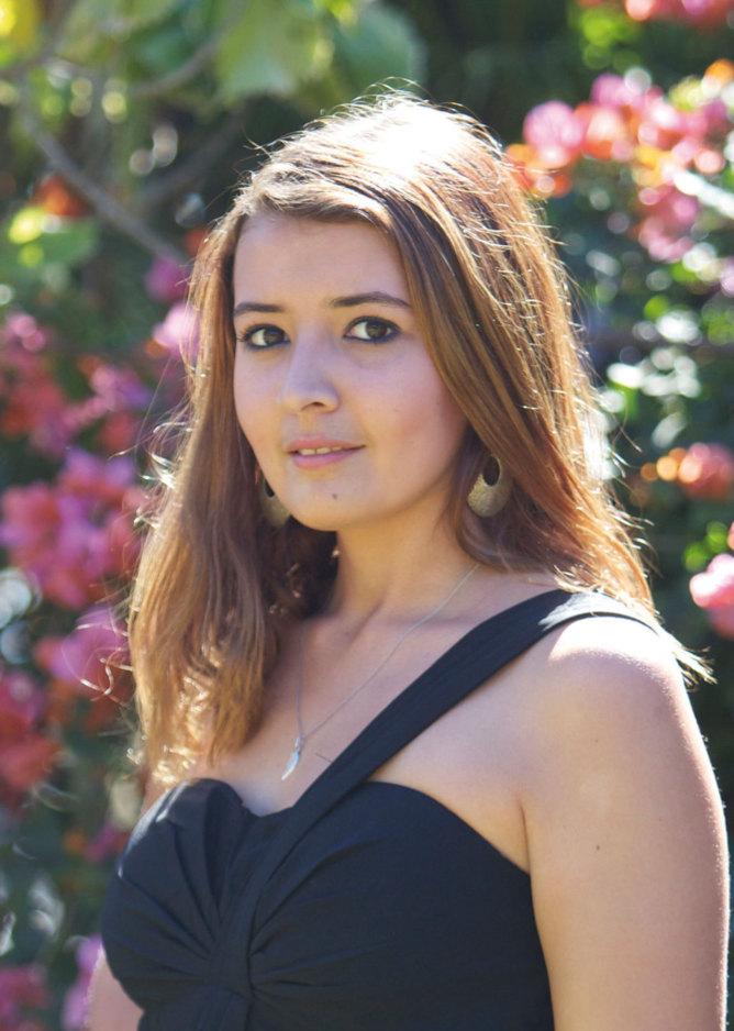 Alexandra HOARAU BOYER,17 ans