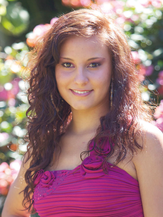 Ingrid BEGUE, 18 ans