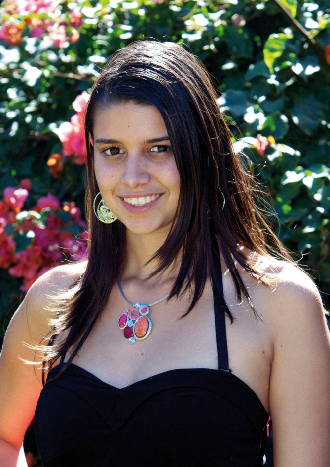 Laëtitia HOARAU BOYER, 18 ans
