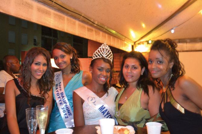 Stanisla reine de Mayotte