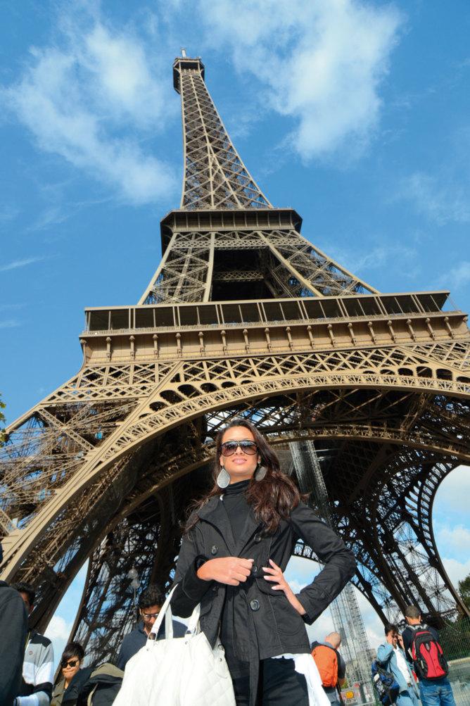 Le fabuleux voyage de Miss Réunion