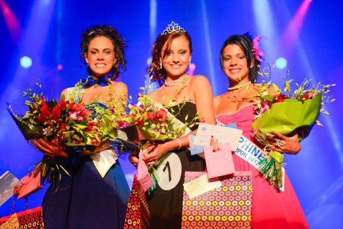 Miss Ville du Tampon 2012, c'est Ingrid Bègue...