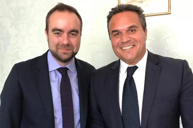 Didier Robert salue la nomination du nouveau Gouvernement