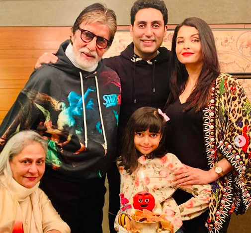 Aishwarya Rai, la star du Bollywood atteinte par le Covid
