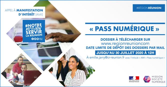 2ème AMI : Pass Numérique