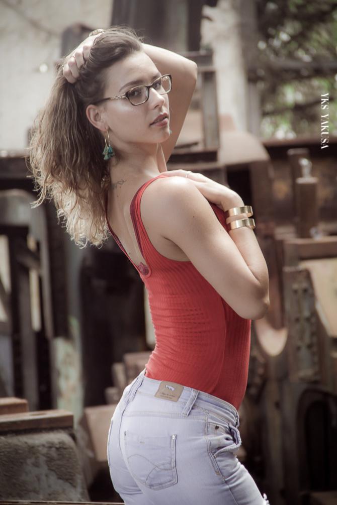 Laura Martin, une Réunionnaise aux origines russes